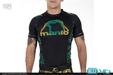 Today on BJJHQ Manto Bezerra Rashguard - $37
